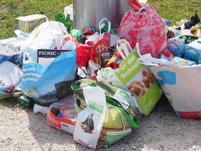 Guadagnare con i rifiuti domestici
