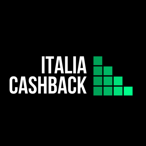 Italia Cashback logo nero