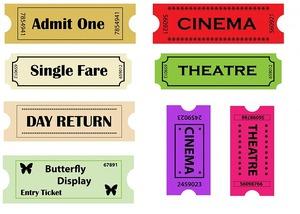 Biglietti concerti, teatro, cinema, eventi sportivi