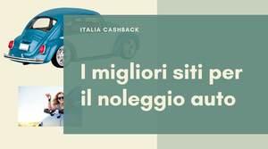 Copertina articolo cashback sui siti di noleggio auto