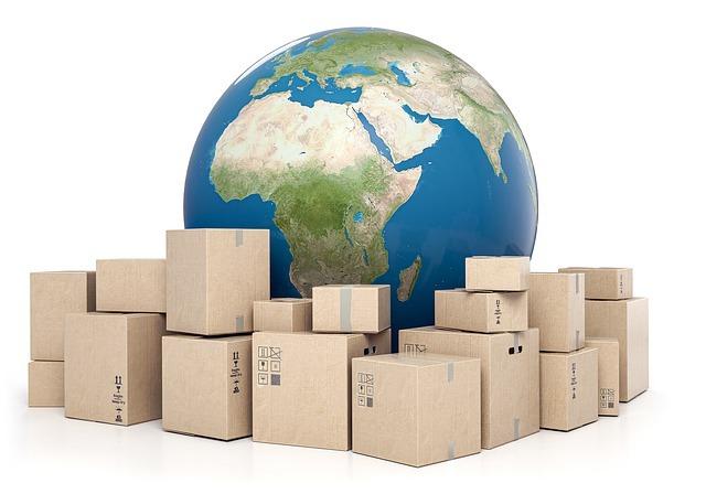 Ricevere pacchi da tutto il mondo
