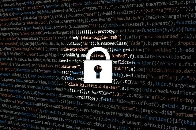 Lucchetto e codice sorgente: sicurezza informatica