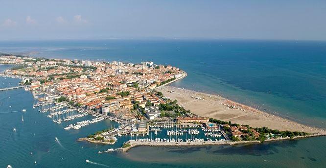 Spiaggia di Grado Friuli