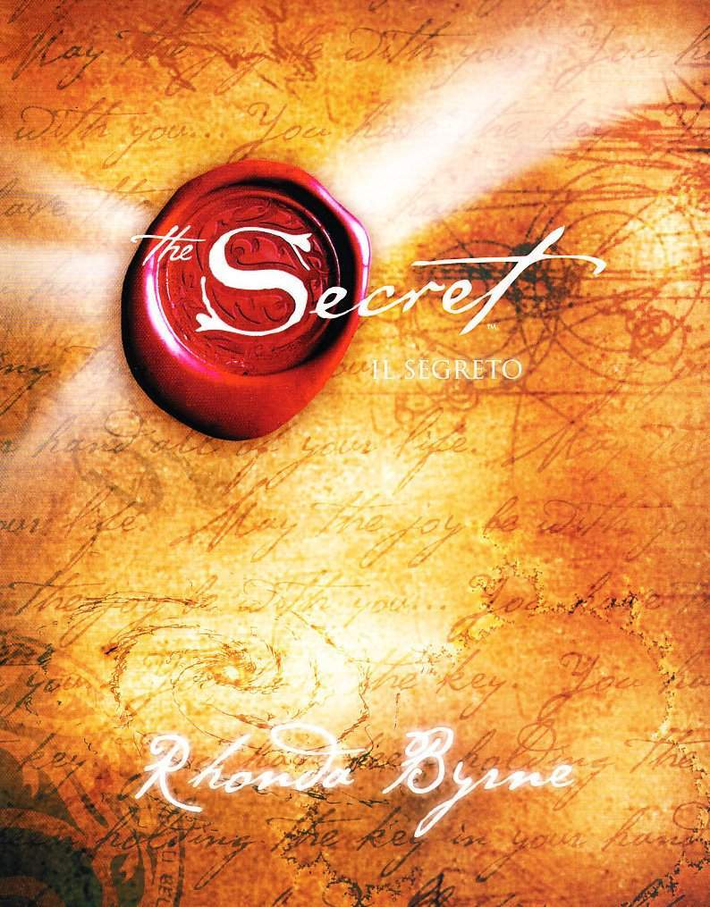 The secret copertina