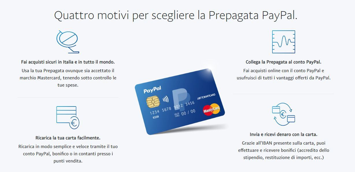 Paypal o Postepay? Vantaggi Paypal