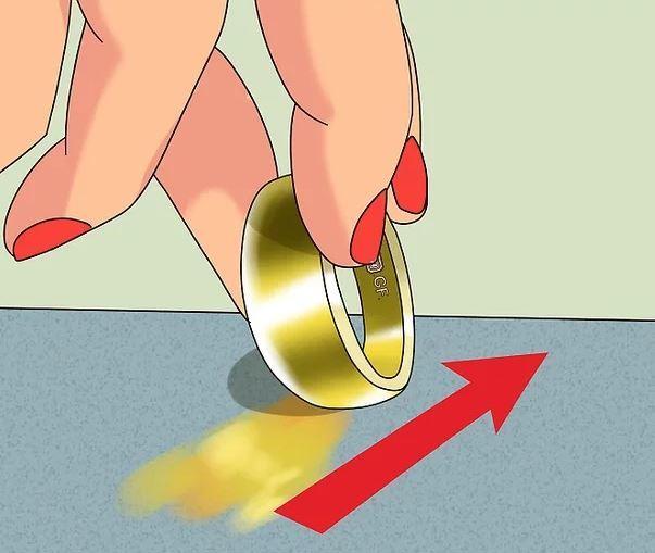 Riconoscere l'oro: la prova della ceramica