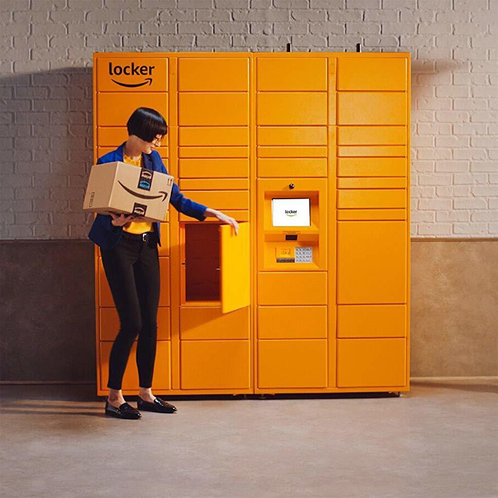 Locker di Amazon