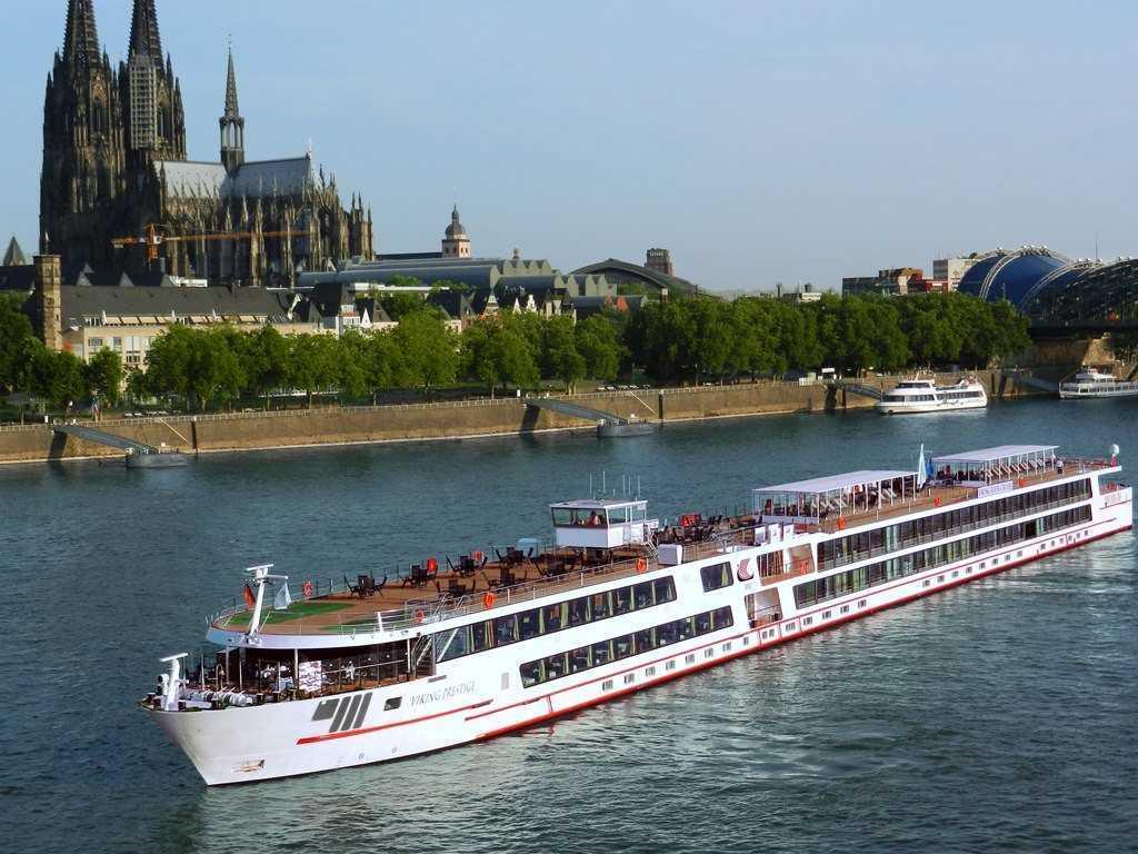 Crociera per single sui fiumi europei