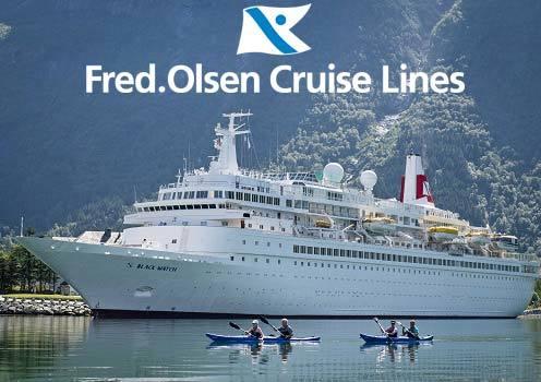 Fred Olsen single cruises