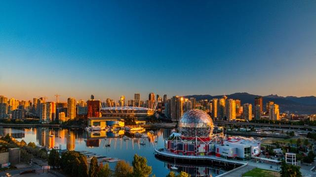 Migliori città da visitare ad agosto: Vancouver
