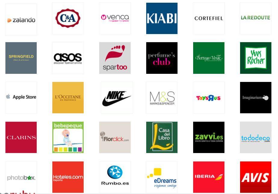 Negozi sito cashback white label