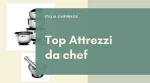 Migliori attrezzi da chef cover articolo